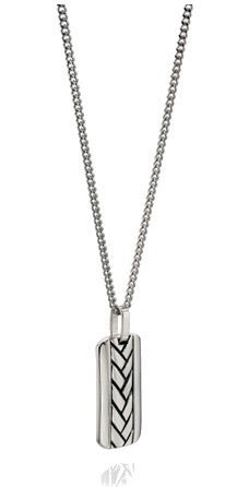 Allen Brown Jewellery - stainless steel pendant