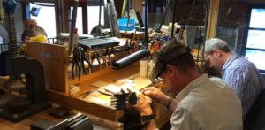 Allen Brown bespoke jewellery