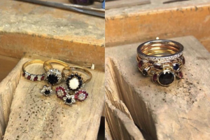 Repurposing Vintage Jewellery