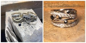 Remodelling Rings