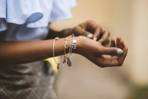 Accessorise with Bangles and Pendants this Summer