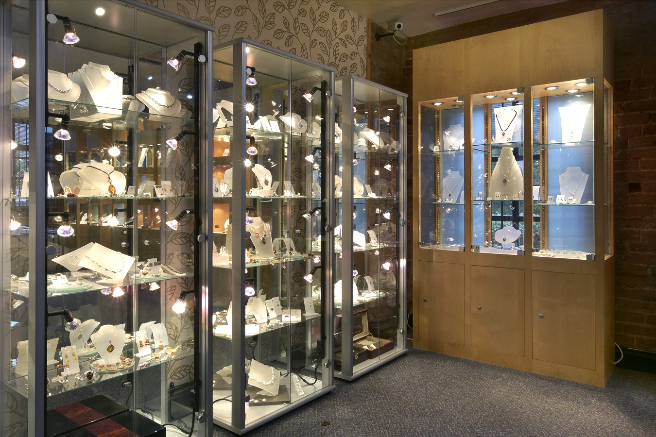 Staffordshire Showroom