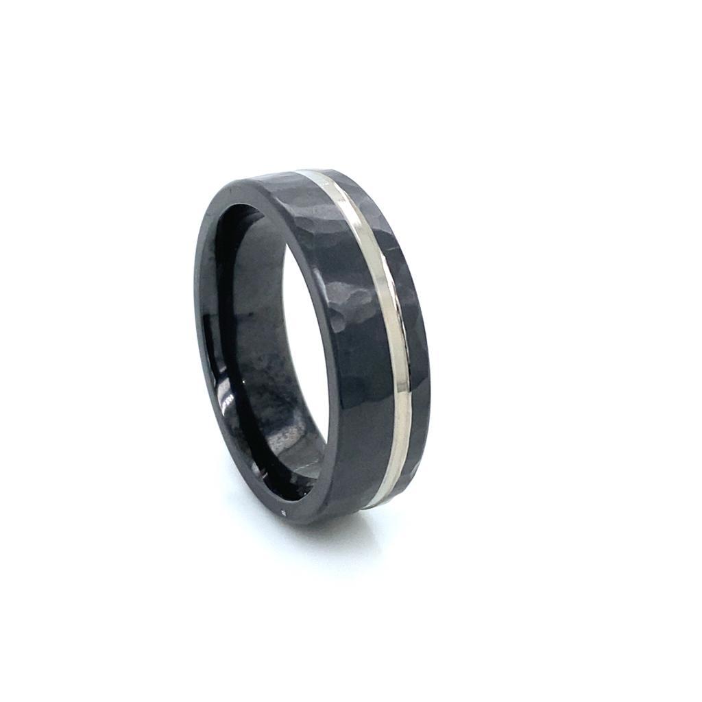 Gents Zircon Ring